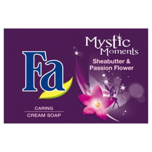 Fa Mystic moments Shea butter and Passion Flower tuhé mýdlo 90g