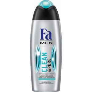 Fa Men Clean Pure sprchový gel 250ml