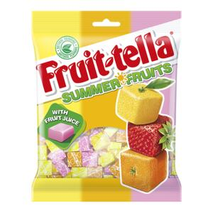 Fruittella Summer Fruit ovocné žvýkací karamely 150g
