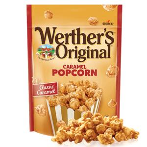 Werthers Original - Caramel Popcorn 140g
